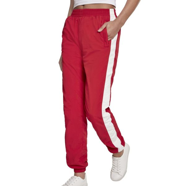 Urban Classics Ladies - CRINKLE Track Pants Hose
