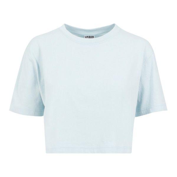 Urban Classics Ladies - Short Oversized Top Shirt bauchfrei