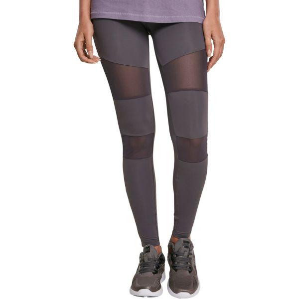 Urban Classics Ladies - TECH MESH Sport Fitness Leggings