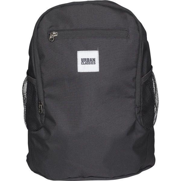Urban Classics - Backpack Rucksack schwarz, faltbar