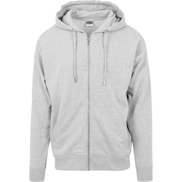 Urban Classics - OVERSIZED Sweat Zip Hoody