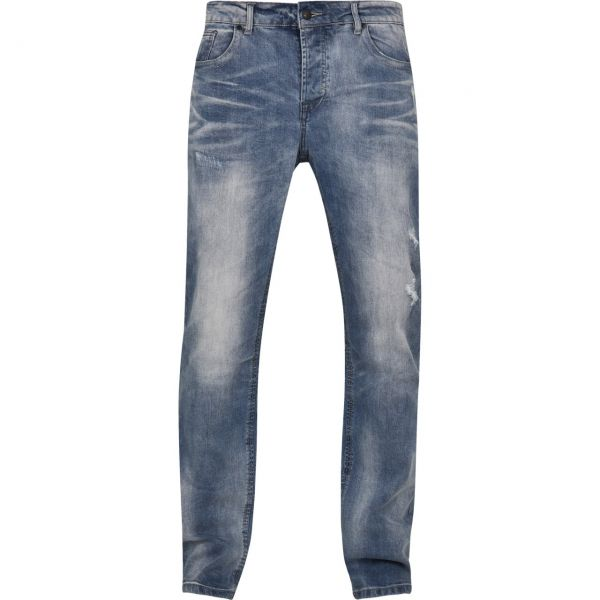 Brandit WILL No.1 Slim-Fit Stretch Denim Jeans used look