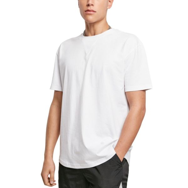 Urban Classics - ORGANIC Curved Oversized Shirt