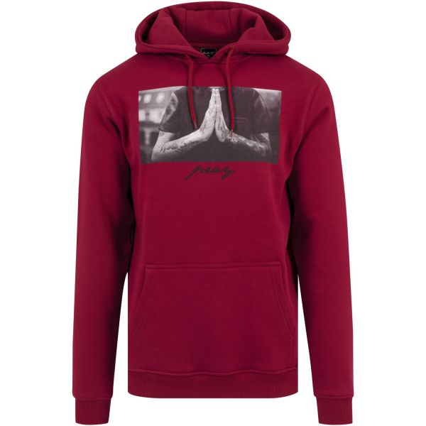 Mister Tee Fleece Hoody - PRAY