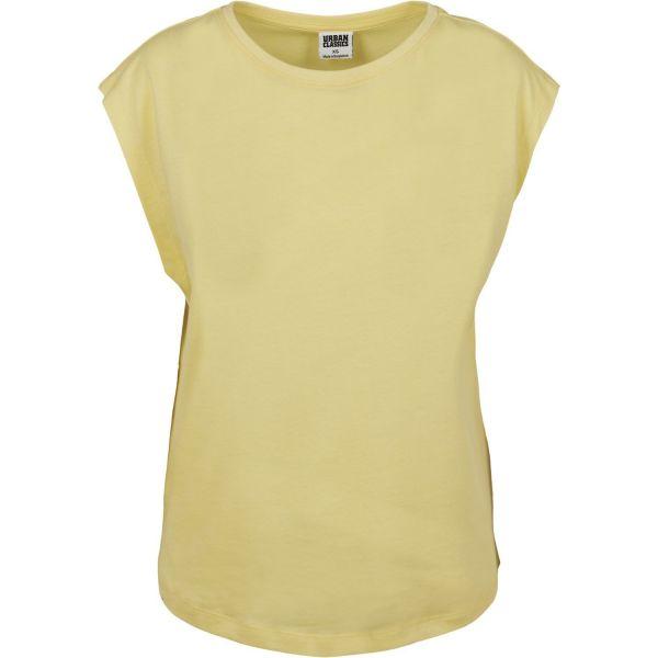 Urban Classics Ladies - Basic Shaped Top Shirt