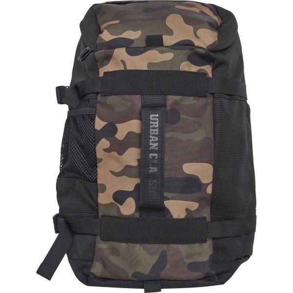 Urban Classics - TRAVELLER Backpack Rucksack Reisetasche