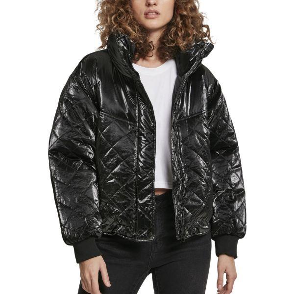Urban Classics Ladies - Vanish Puffer Oversized Winterjacke
