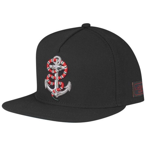Cayler & Sons Snapback Cap - ANCHORED schwarz