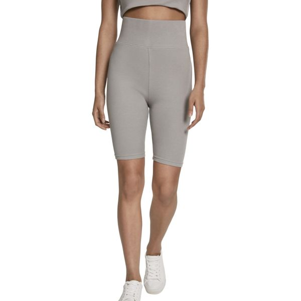 Urban Classics Ladies - High Waist CYCLE Sports Radler Short