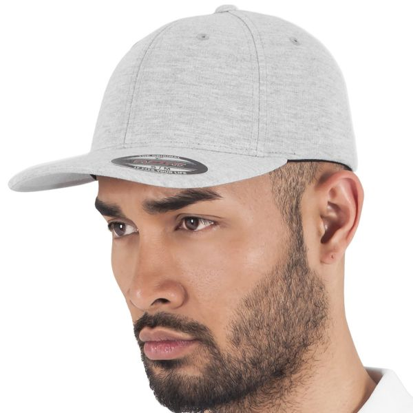 Flexfit DOUBLE JERSEY Stretchable Baseball Cap