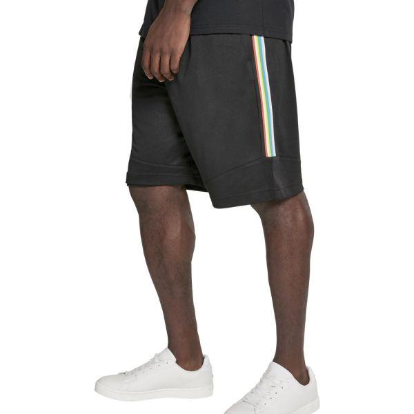 Urban Classics - BASKETBALL MESH Sommer Shorts