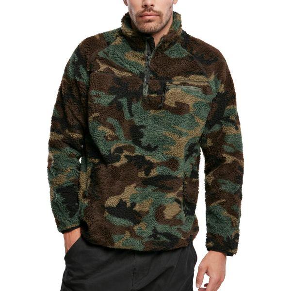 Brandit - Teddyfleece Troyer Sweater Pullover