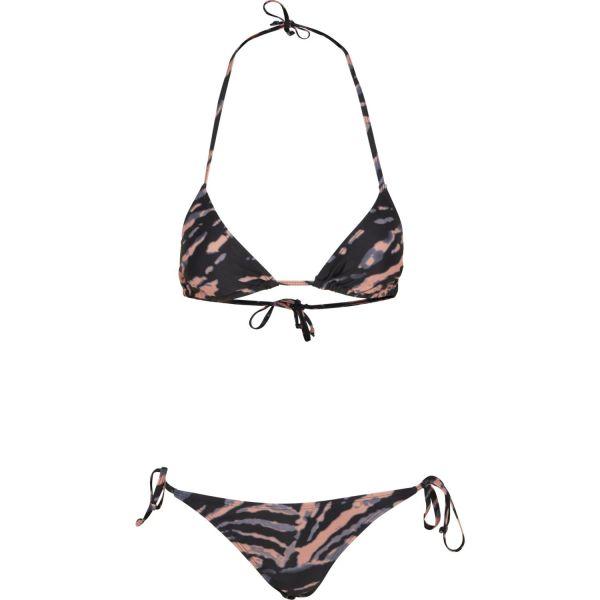 Urban Classics Ladies - TIE DEY Swimwear Bikini