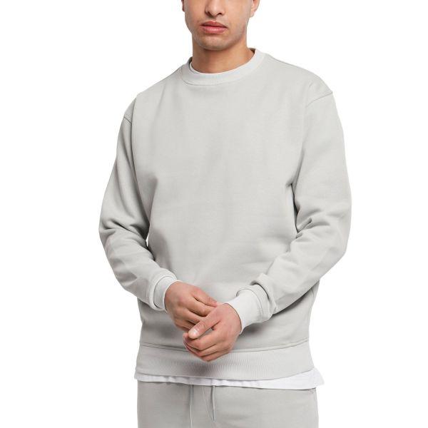 Urban Classics - Crewneck Sweatshirt asphalt grey