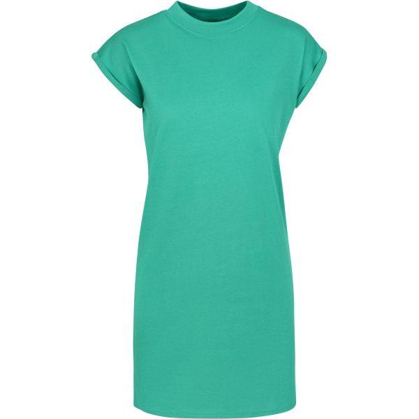 Urban Classics Ladies - Turtle Extended Shoulder Dress sun