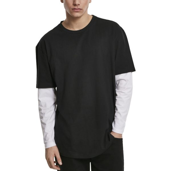 Urban Classics - Oversized Double Layer Shirt