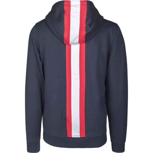 Urban Classics - Back Stripe Hoody black