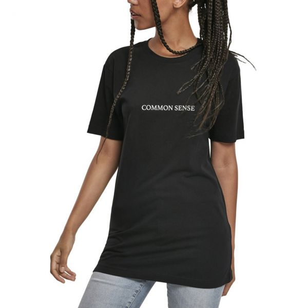 Mister Tee Ladies Top - Common Sense