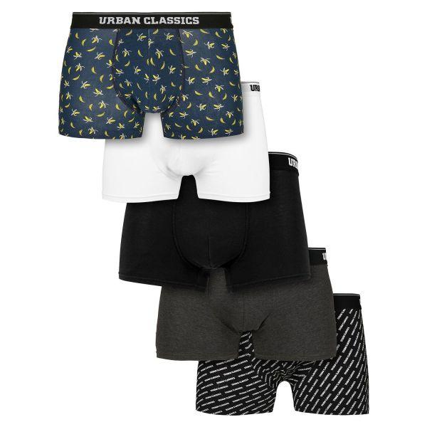 Urban Classics - Boxer Shorts 3-pack