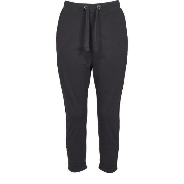 Urban Classics Ladies - Open Edge Terry Turn Up Sweat Pants