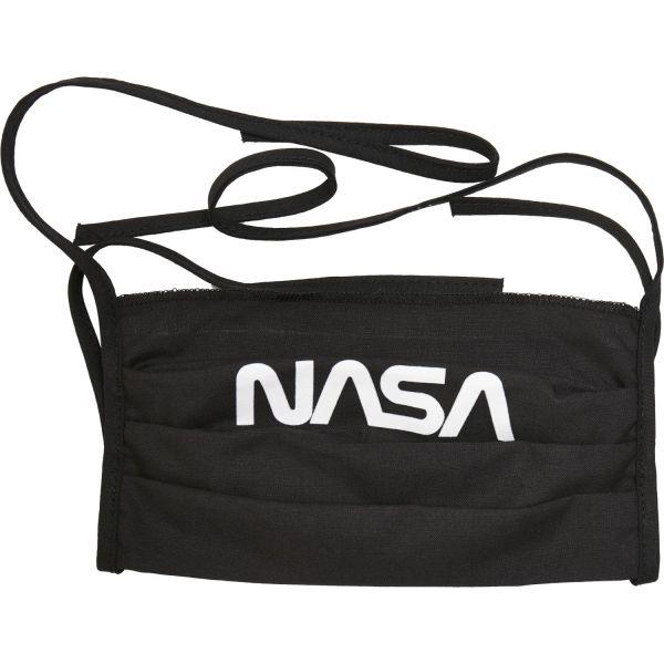 Mister Tee Face Mask Gesichtsmaske - NASA schwarz