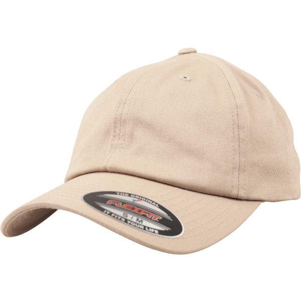 Flexfit Cotton Twill Dad Stretch Cap