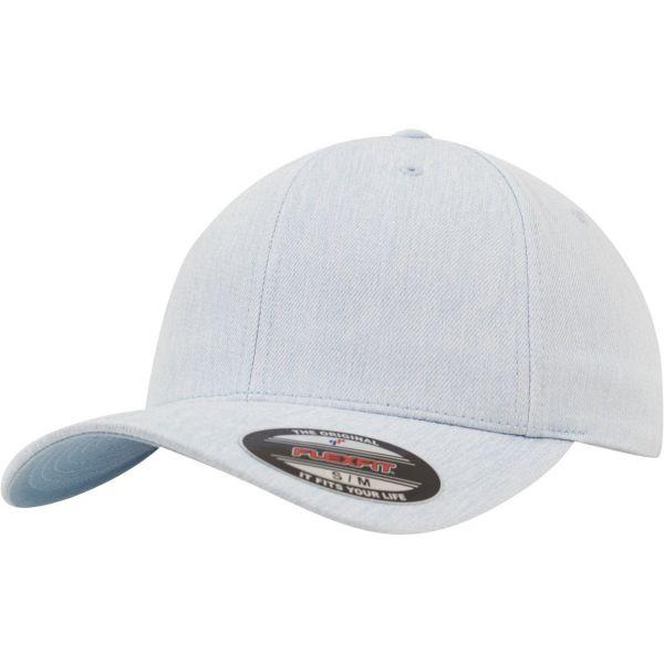 Flexfit Pastel Melange Stretchable Cap - super grey