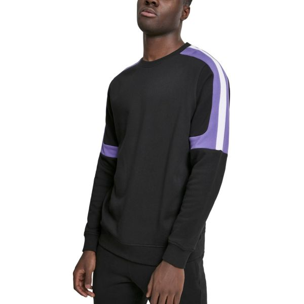 Urban Classics - SIDE PANEL Terry Pullover