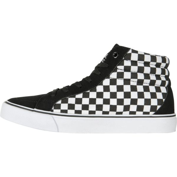 Urban Classics - Chess High Canvas Sneaker