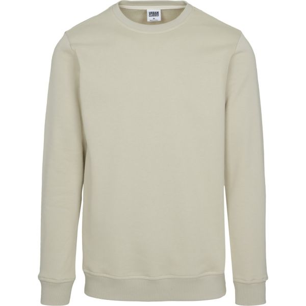 Urban Classics - BASIC TERRY Crewneck Pullover