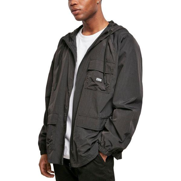 Urban Classics - Commuter Parka Jacket black