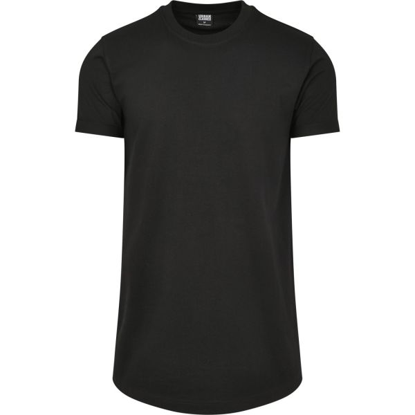 Urban Classics - Short Shaped Turn Up Shirt