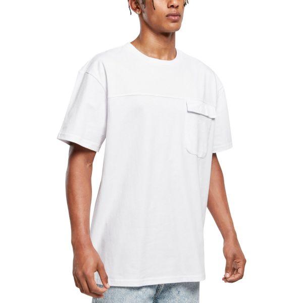 Urban Classics - Oversized Flap Pocket Shirt