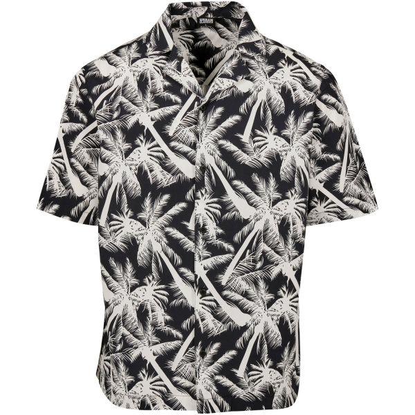 Urban Classics - HAWAII RESORT Sommer Shirt Floral Hemd