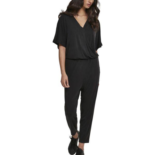 Urban Classics Ladies - MODAL Jumpsuit schwarz