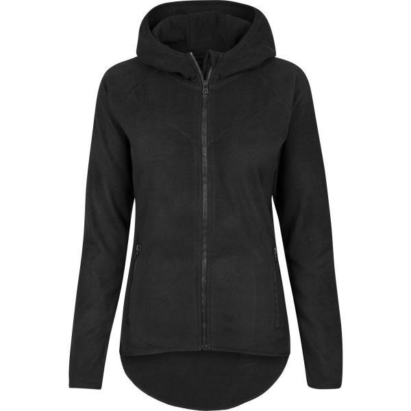 Urban Classics Ladies - Polar Fleece Long Zip Hoody