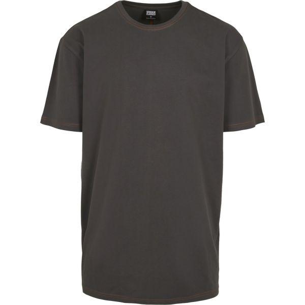 Urban Classics - Heavy Oversized Contrast Stitch Shirt