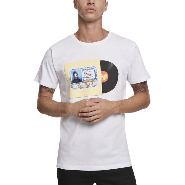 Wu-Wear Hip Hop Shirt - ID CARD blanc
