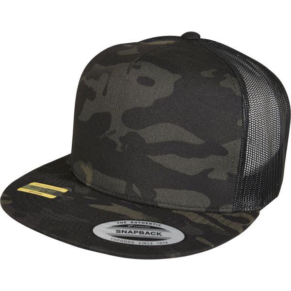 Flexfit Trucker Mesh Snapback MULTICAM Cap camouflage