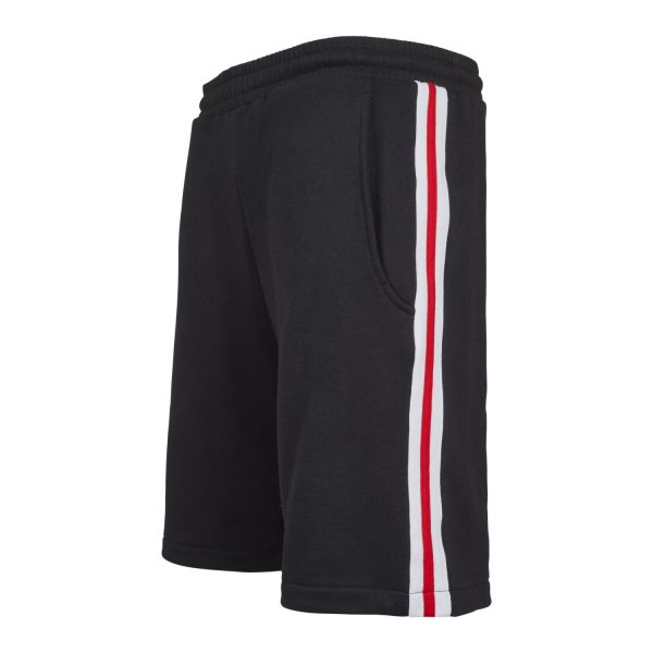 Urban Classics - STRIPE Bermuda Sweat Shorts