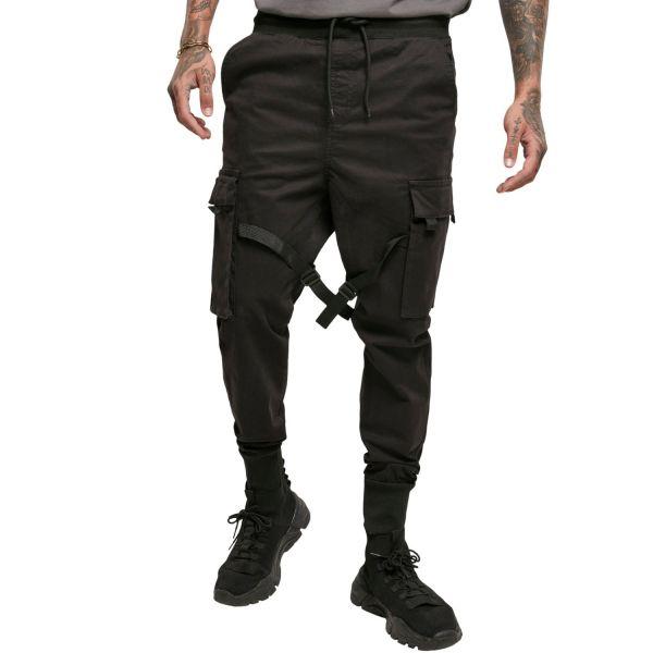 Urban Classics - CARGO Tactical Pants Trouser black