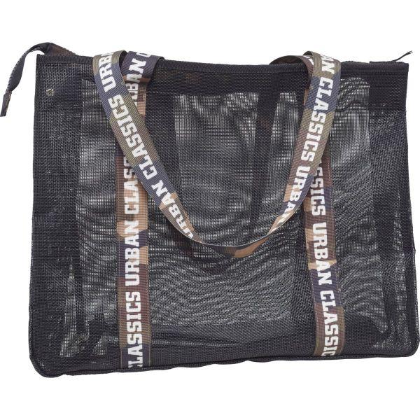 Urban Classics - SHOPPED Bag in Bag Einkauf Mesh Tasche