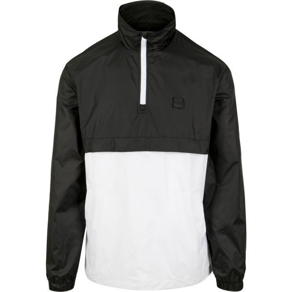 Urban Classics - Stand-Up Pull Over Jacke