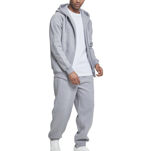Urban Classics - Blank Suit charcoal - XL