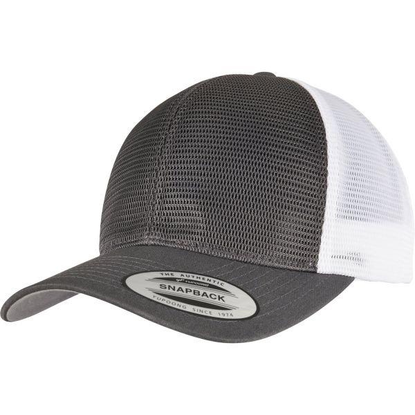 Flexfit 360 OmniMesh Trucker Snapback Cap