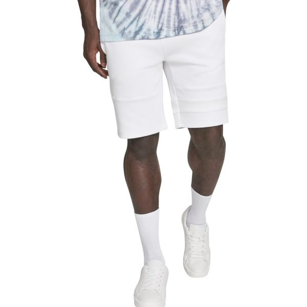 Urban Classics - Heavy Pique Shorts white