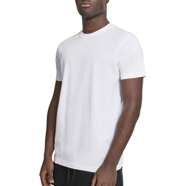 Urban Classics - BASIC Shirt burned rouge