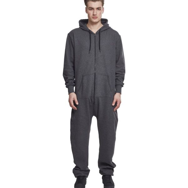 Urban Classics - SWEAT Jumpsuit Overall Jogginganzug