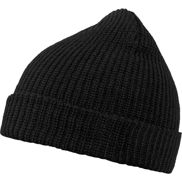 Urban Classics Beanie Bonnet - FISHERMAN noir