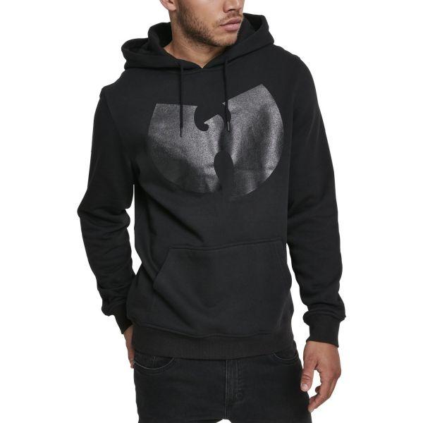Wu-Wear Hip Hop Hoody - Black Logo